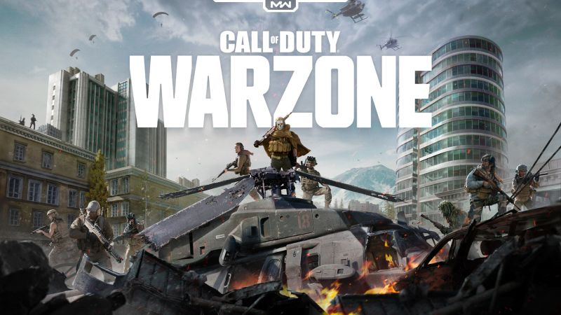 call of duty warzone sistem gereksinimleri