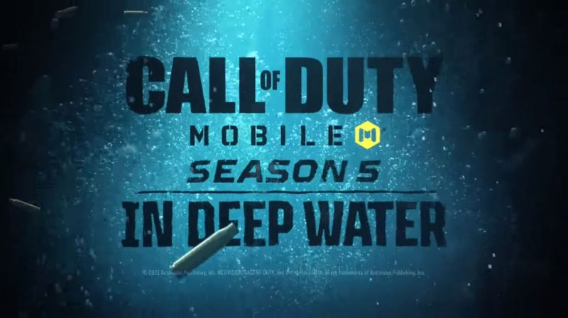 Call of Duty: Mobile Sezon 5, In Deep Water