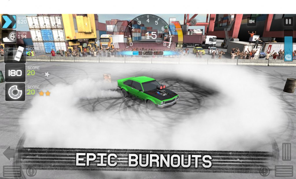TQBurnout-Drift