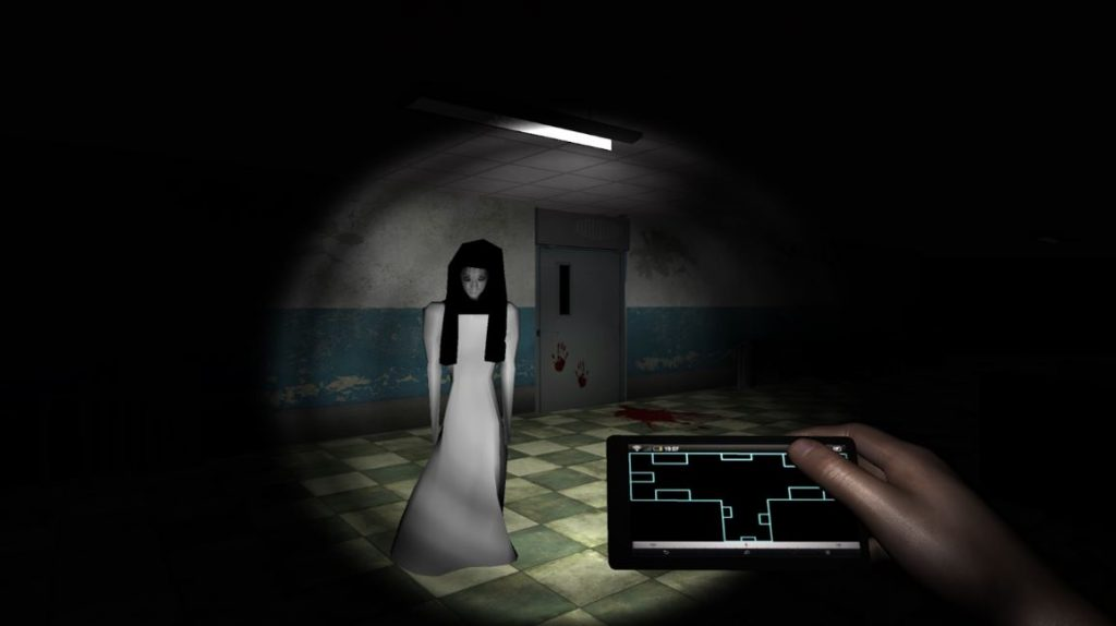 horror-hospital-screenshot-ghost