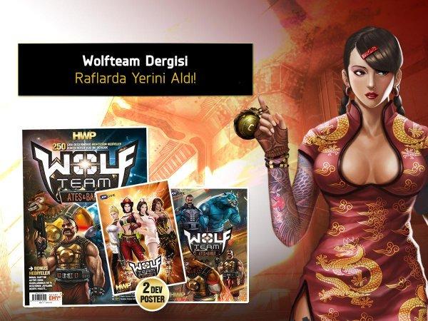 Wolfteam Türkiye Dergisi