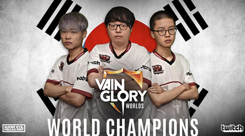 Güney Koreli eSpor Takımı Phoenix Armada