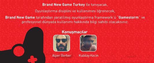 Brand New Game Turkey