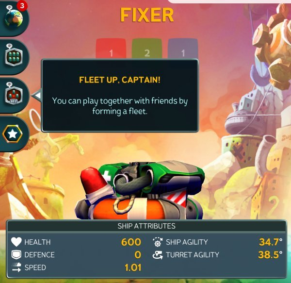 Battle Bay - Fixer
