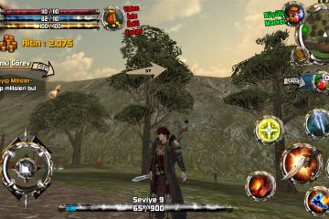 Crimson Warden Oyun içi ekran görüntüsü