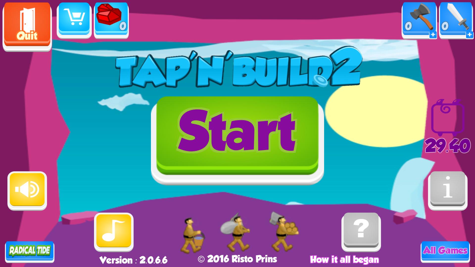 TapnBuild 2