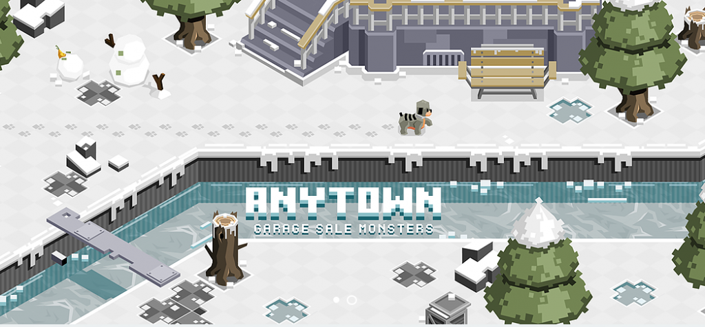 Anytown: Garage Sale Monsters