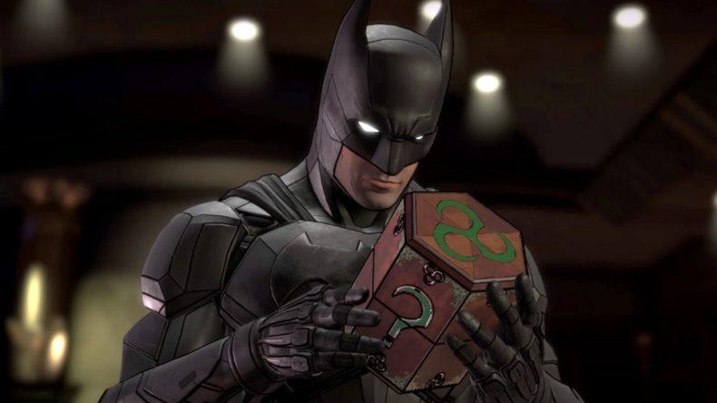 Batman: The Enemy Within ne zaman
