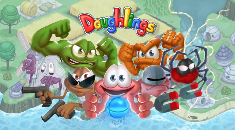 Doughlings