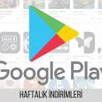Play Store İndirimleri
