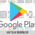 Google Play Store İndirimleri