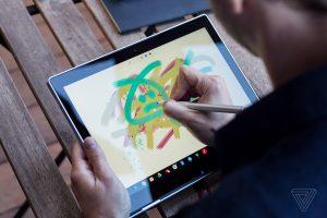 google pixel pen draw