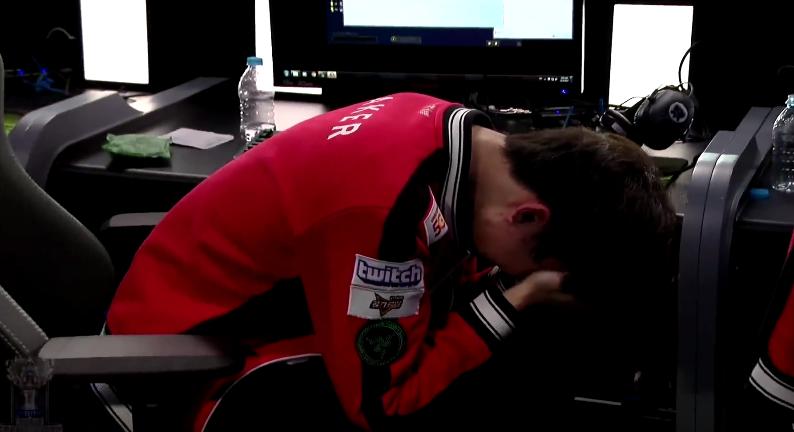 Faker 'in Gözyaşları