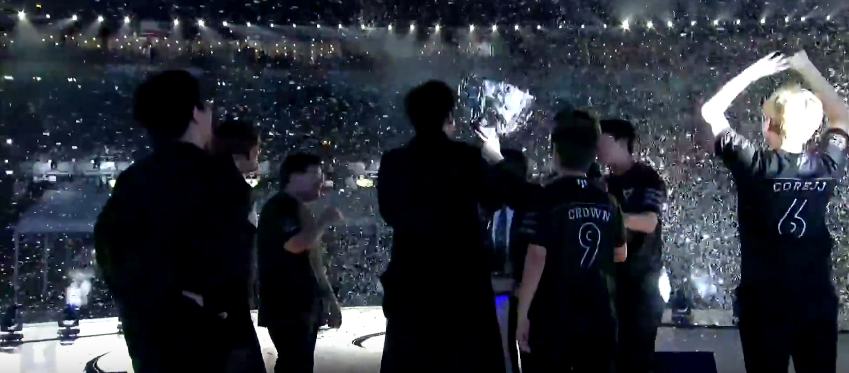 Samsung Galaxy League of Legends 2017 Dünya Şampiyonu