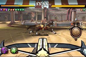 battle of arrow in game