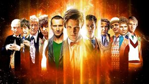 Doctor Who 2017 yılının en sevilen dizileri arasında yer aldı.