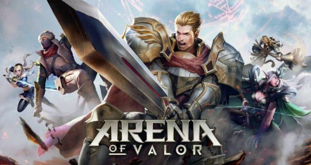 Arena Of Valor: Mobil Moba Oyunu