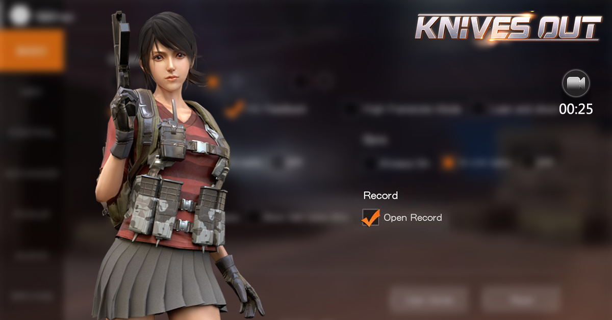 Knives Out Oyun Kaydetme