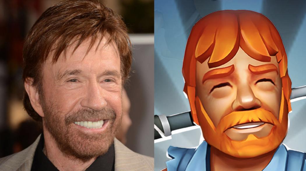 Nonstop Chuck Norris Yenilmez!