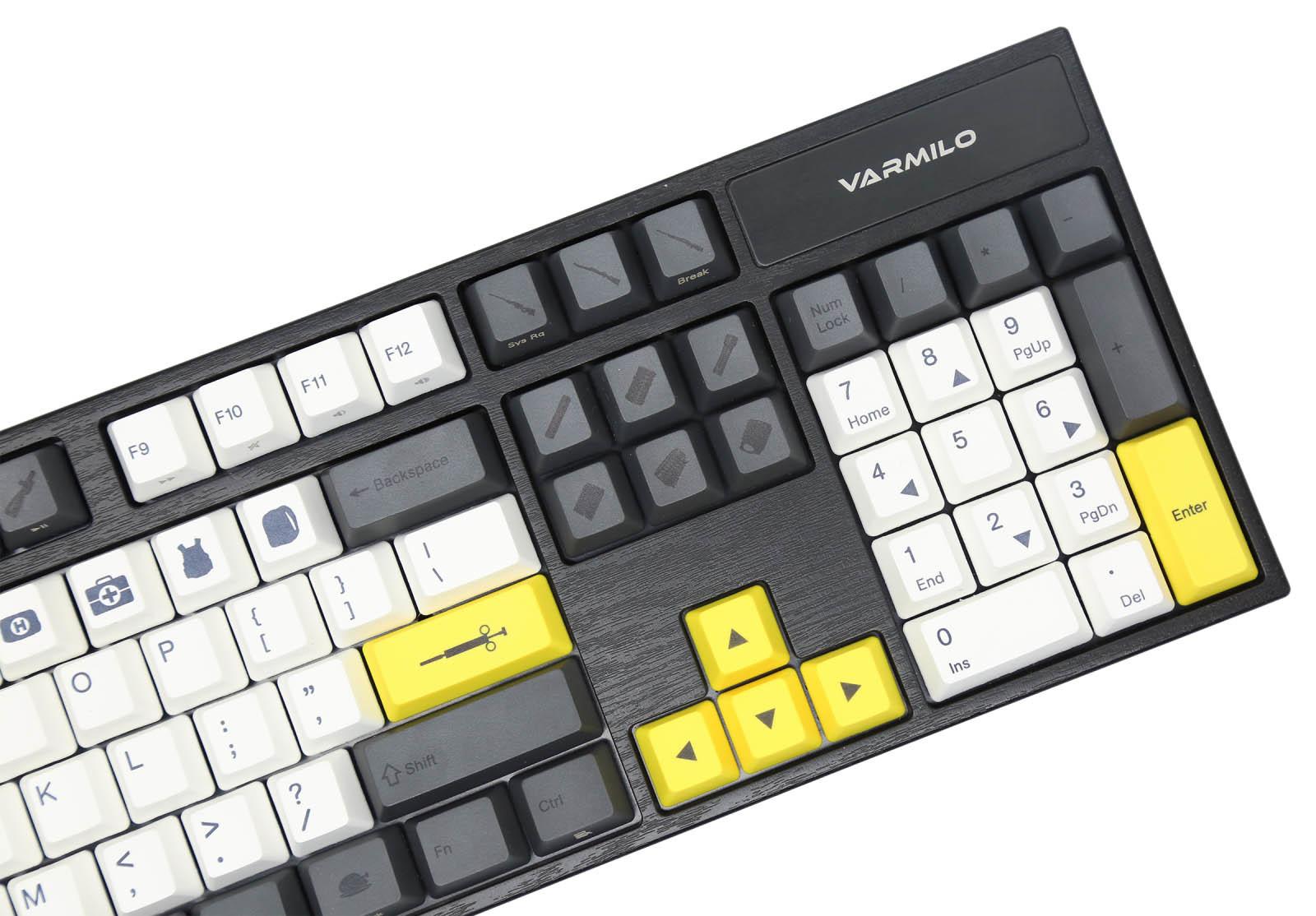 Varmilo PUBG Klavye