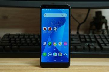 Zenfone Max Plus Alıcılarını Yüz Tanıma Ve Parmak İzi Kilidi İle Karşılamak İçin Hazırlanıyor