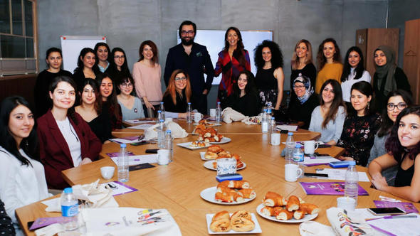 women in games turkiye buyuk bulusması