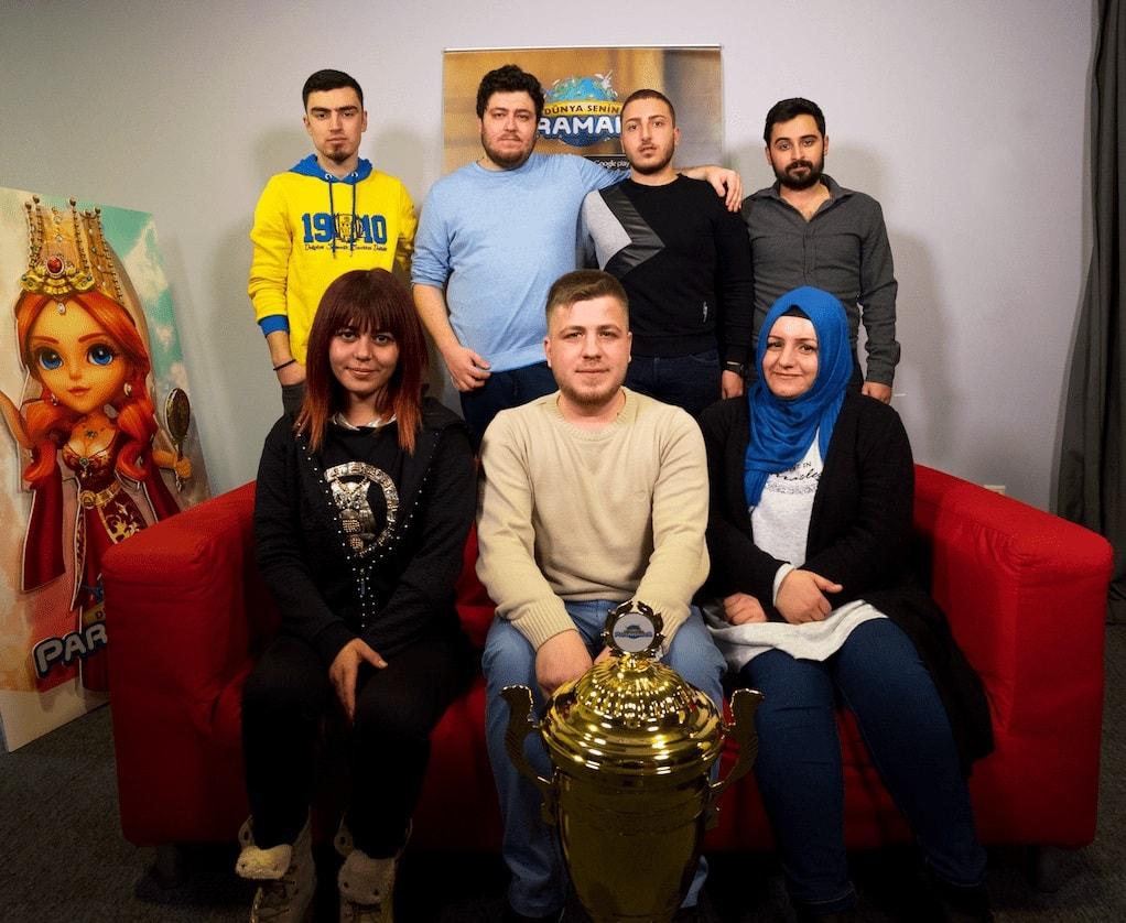Türkiye Paramanya Turu