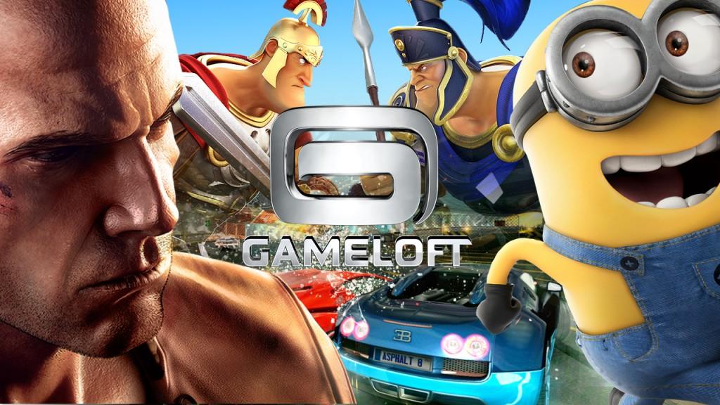 Gameloft App Annie Sıralamasında Zirvede