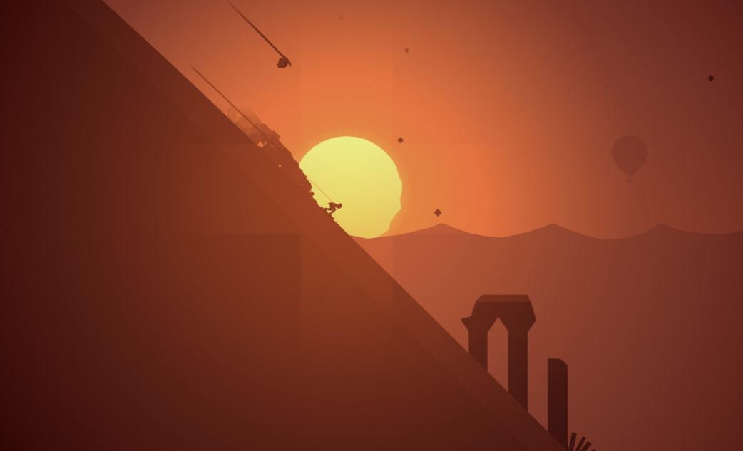 Alto's Odyssey Screenshot1