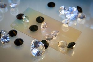 mirage diamond glass