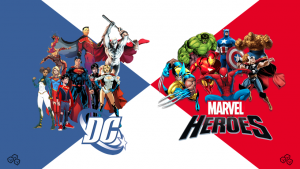 DC Unchained vs Marvel Heroes
