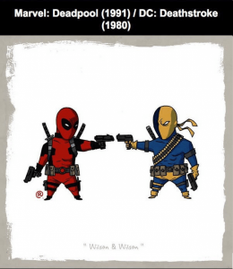 Deadpool ve Deathstroke