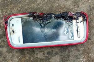 Nokia Patladı