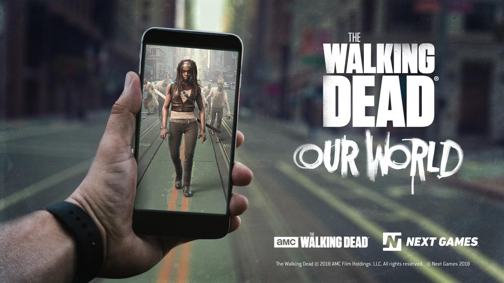 Walking Dead Our World
