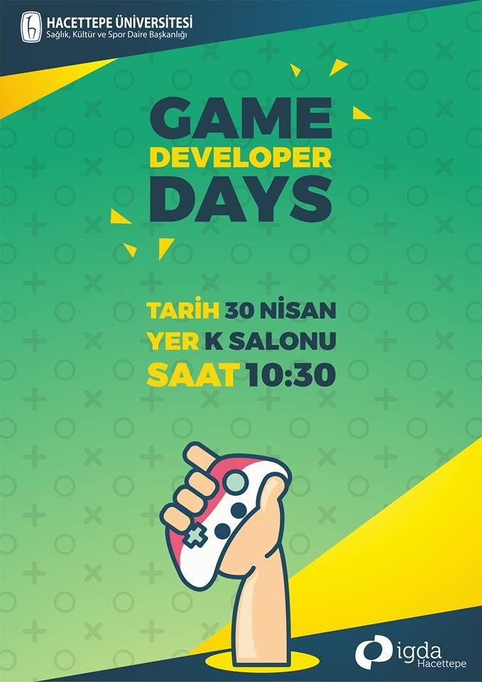 IGDA Hacettepe Game Developer Days