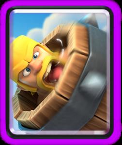 Barbarian Barrel - Clash Royale