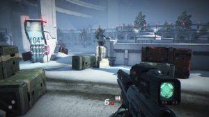 Destiny Warfare Screen