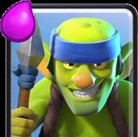 Spear Goblins - Clash Royale