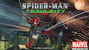 Spider Man Toxic City