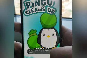 Pingu Cleans Up'da Sinsi Tuzak