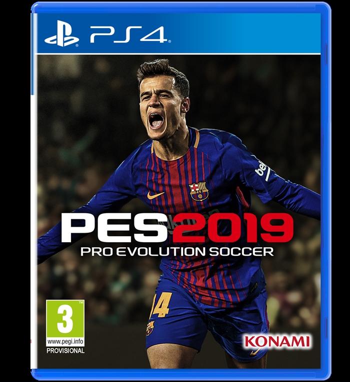 PES 2019 Coutinho