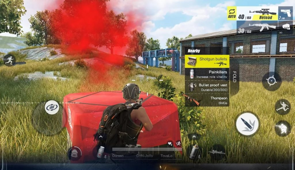Rules of Survival Airdrop