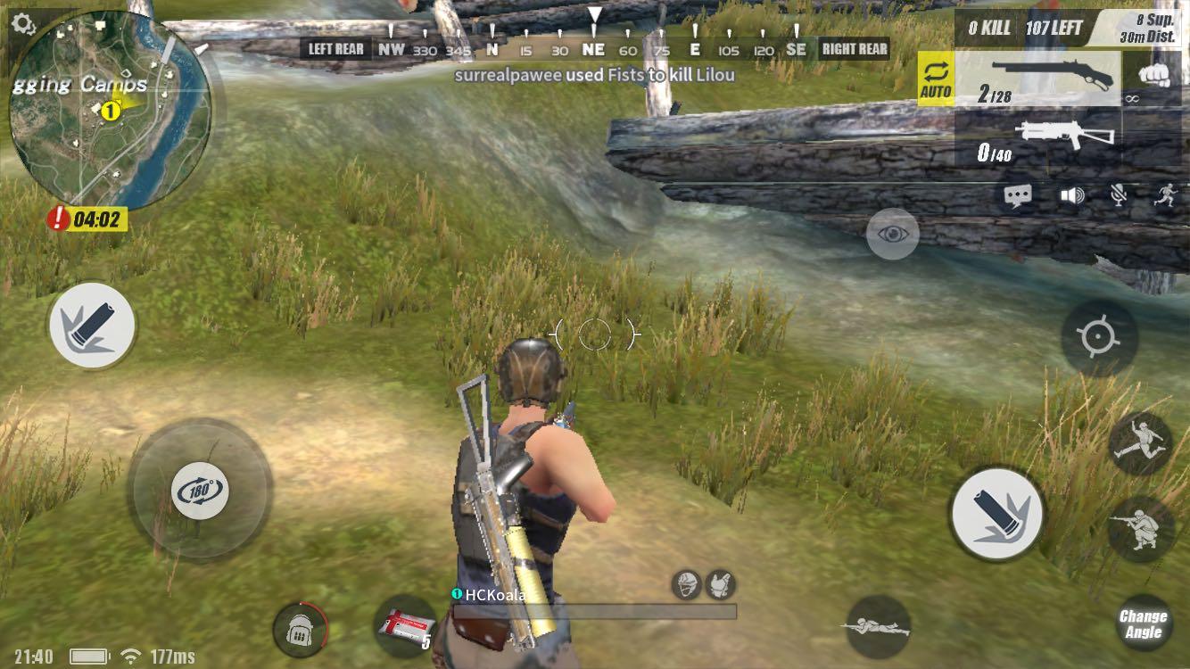 BlueStacks'te PUBG Mobile, Rules of Survival ve Free Fire