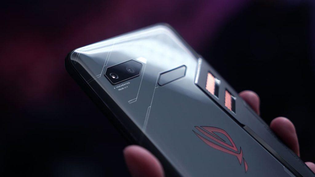 PUBG Mobile Oynamak İçin En İyi Telefonlar - ASUS ROG Phone