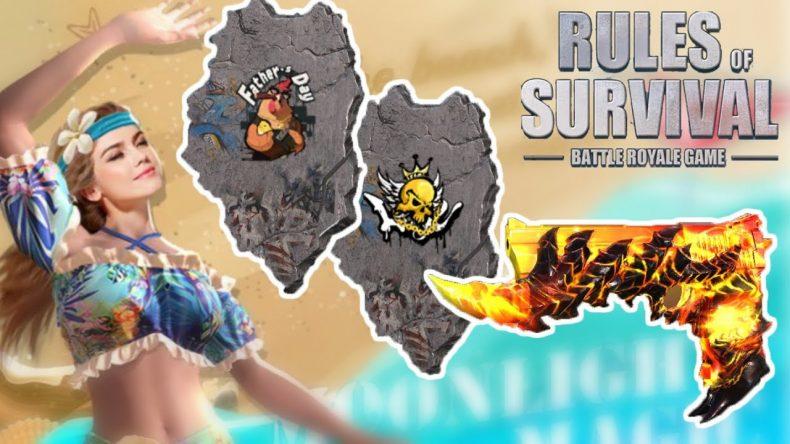 Rules of Survival Sprey