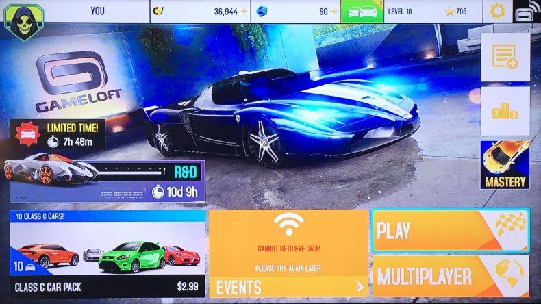 Tüm Zamanların Dünya'da En Çok İndirilen 10 iOS Oyunu - Asphalt 8