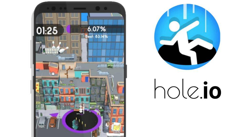 BlueStacks'in Sizin İçin Seçtiği 5 Mobil Oyun - Hole.io