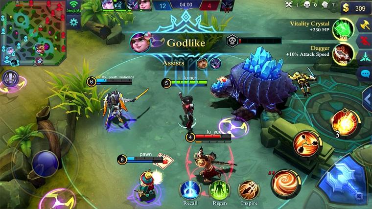 BlueStacks'in Sizin İçin Seçtiği 5 Mobil Oyun - Mobile Legends
