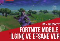 Fortnite Mobile efsane vuruşlar