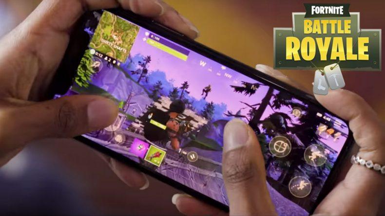 Fortnite Mobile, PUBG Mobile'ın Gelirini Beşe Katladı